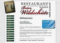 """Restaurant """"Beim Wildschütz"""""""